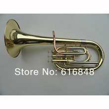 Wholesale – 3 straight key Bb alto, bass, French Horn is golden