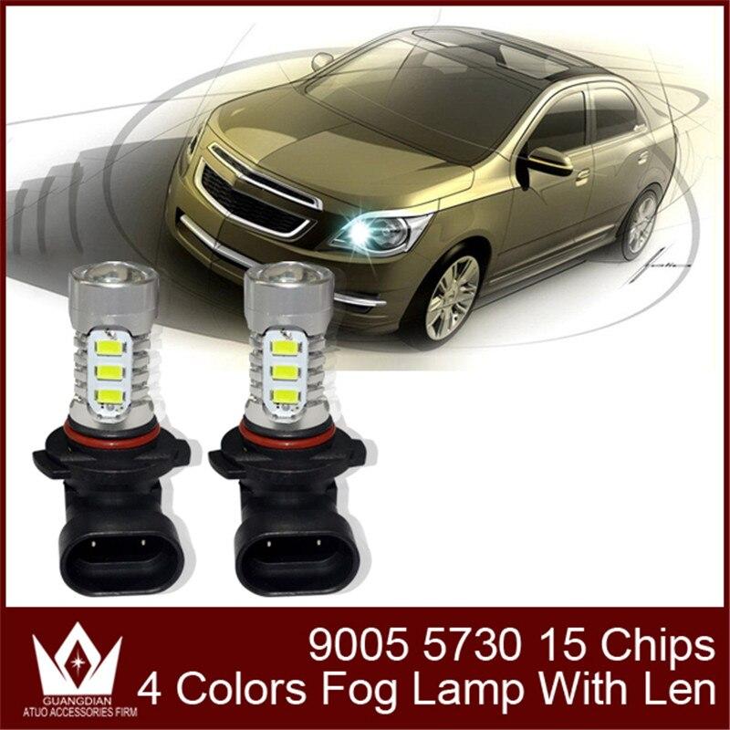 Tcart 1Bulb/lot 9-24V 7.5W HB3 9005 led fog lights led Car daytime running lights Fog Lights headlight [Buy 5 Get 1 Free]