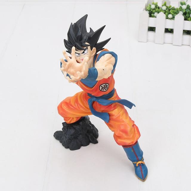 Dragon Ball Z Son Goku Figures Shock Wave Dragonball Master Roshi