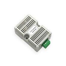 Saída analógica 0 5 v/0 10 v/modbus485 do coletor do módulo do sensor da detecção do transmissor da temperatura e da umidade