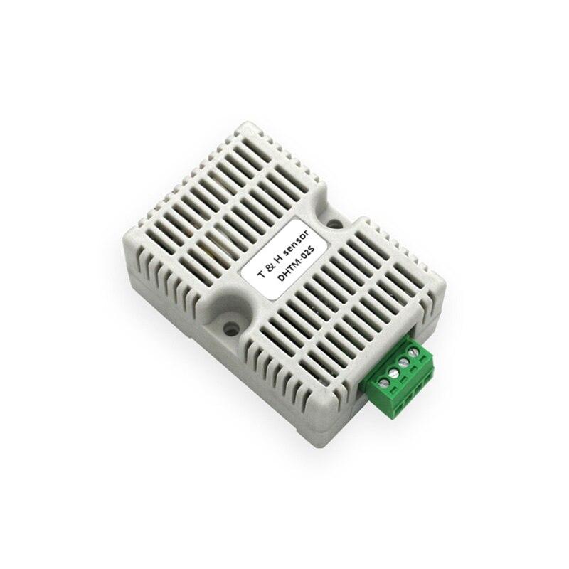 Transmissor de temperatura e Umidade Módulo Sensor de Detecção de Coletor de saída Analógica 0-5 V/0-10 V