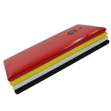 Battery cover for Nokia Lumia 1520 Back Cover Rear Cover Housing + Side Button Free Shipping – Black, White, Red, Blue, Yellow