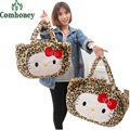 Maternity Bag Hello Kitty Baby Bag for Stroller Cartoon Leopard Handbag for Women Infant Diaper Nappy Changing Bag Mother Bag