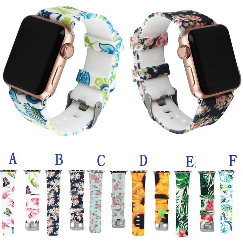 Joyozy sport Silicone band strap for apple watch nike 42mm 38mm bracelet wrist band watch watchband For iwatch 3/2/1 Accessories crested sport band for apple watch 3 42mm 38mm strap for iwatch nike 3 2 1 wrist band bracelet silicone strap