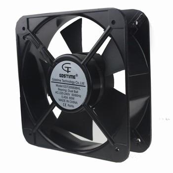 1 Piece Gdstime 220V 240V 20060 20cm 200x200x60mm 200mm AC Cooling Fan Cooler laptop bag