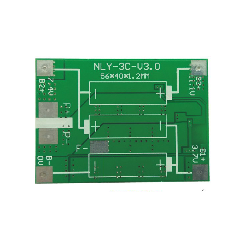 3S 20A BMS 11 1V 12V 18650 lithium battery protection Board Nebulizer lithium battery protection plate solar street lamp in Battery Accessories from Consumer Electronics