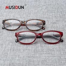 Fashion Ultralight Anti-fatigue Reading Glasses Man Woman Unisex Presbyopic Eyeglasses Diopter +1.0+1.5+2.0+2.5+3.0+3.5 Q147