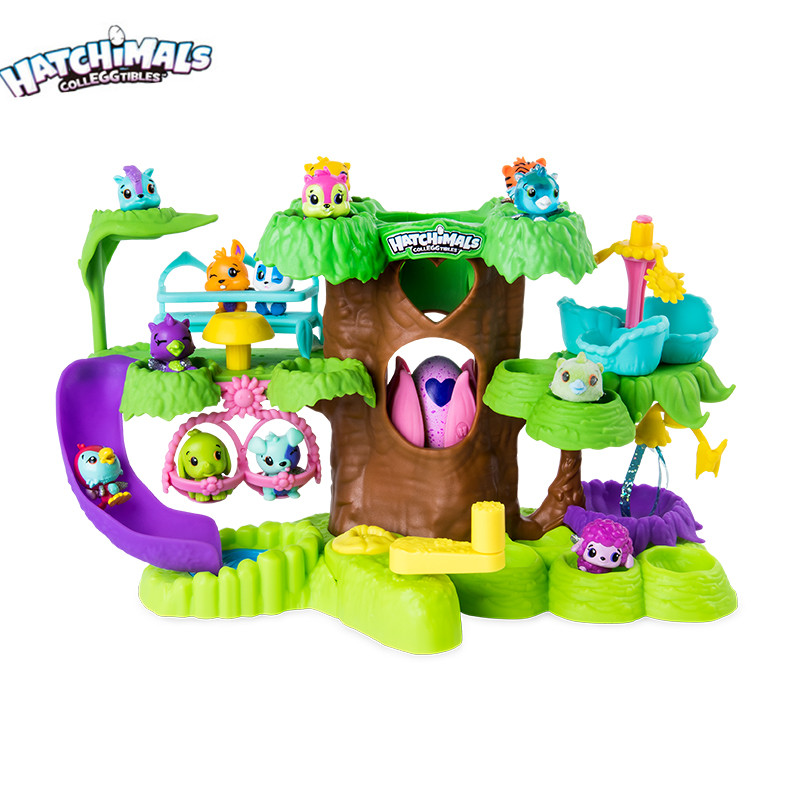 Hatchimals Eggs Cute Pets mini toy Nursery Playset with Colleggtibles Birthday for Kids Children Gifts фигурка hatchimals hatchimals colleggtibles водная мини горка 6045503