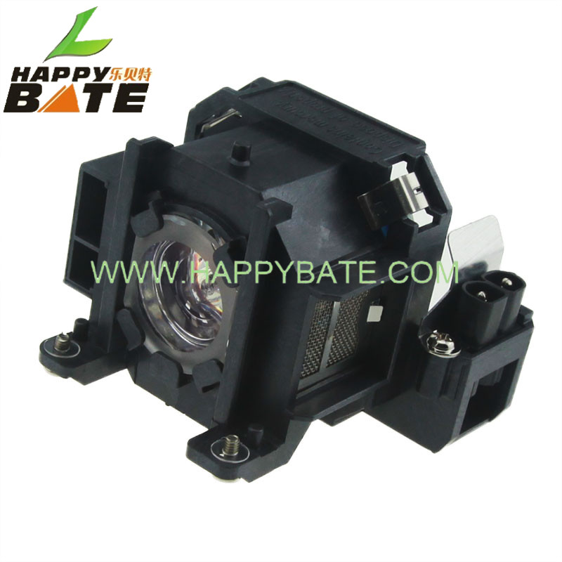 ФОТО ELPLP38/V13H010L38 replacement Projector lamp for PowerLite 1700C PowerLite 1705C PowerLite 1710C PowerLite 1715C happybate