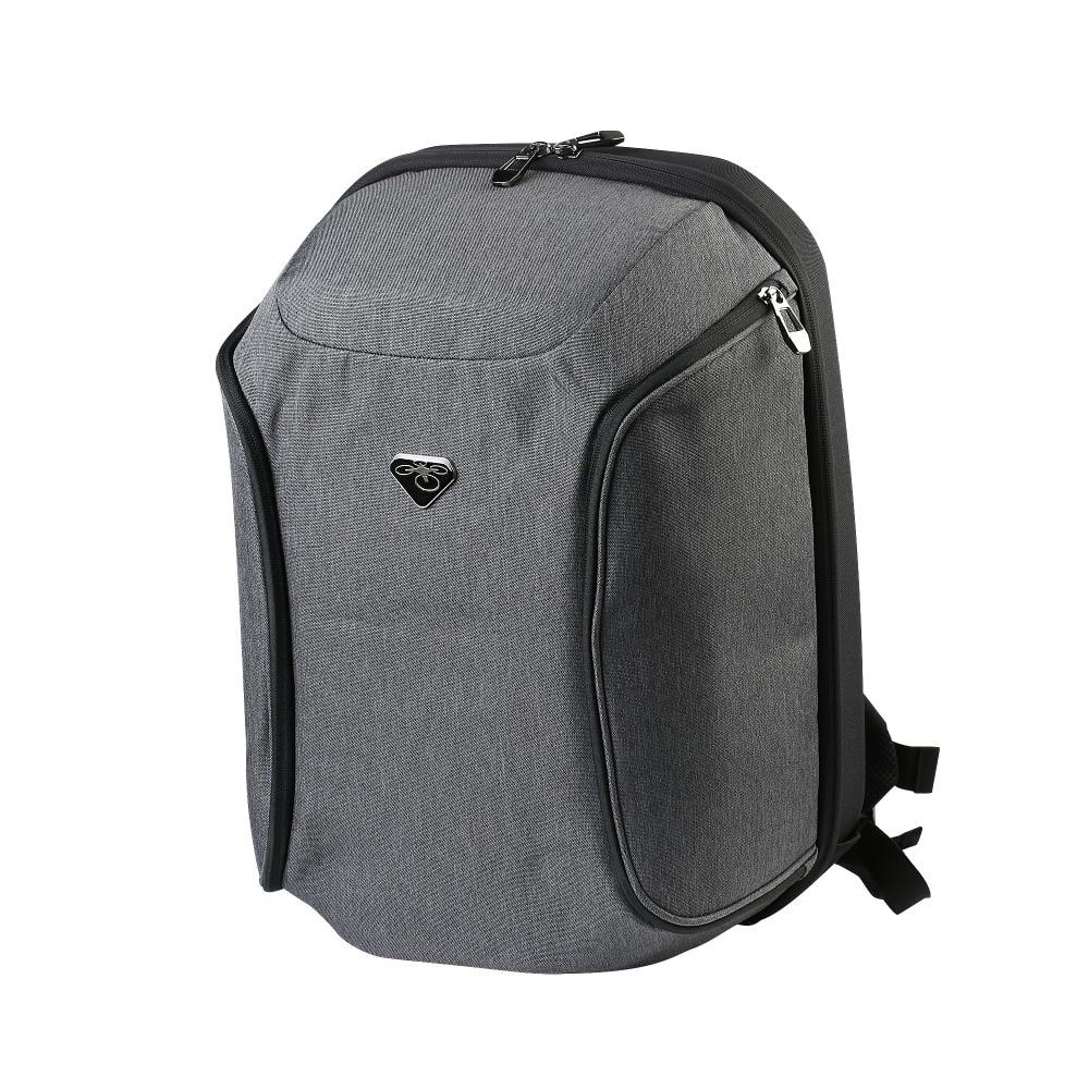 ФОТО RCYAGO 2017 Wear-Resistant Gray Drone Bag Fabric Backpack For DJI Phantom 3 Series Drone Quadcopter