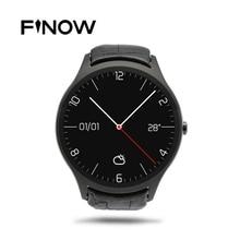 Finow X1 K8 Mini Smart Watch Android 4 4 Heart Rate Pedometer 3G WIFI GPS Clock