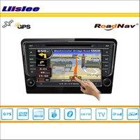 Liislee For SEAT Toledo MK4 2012~2015 GPS Navi Map Navigation System Radio TV DVD BT iPod WIFI HD Screen S100 Multimedia System