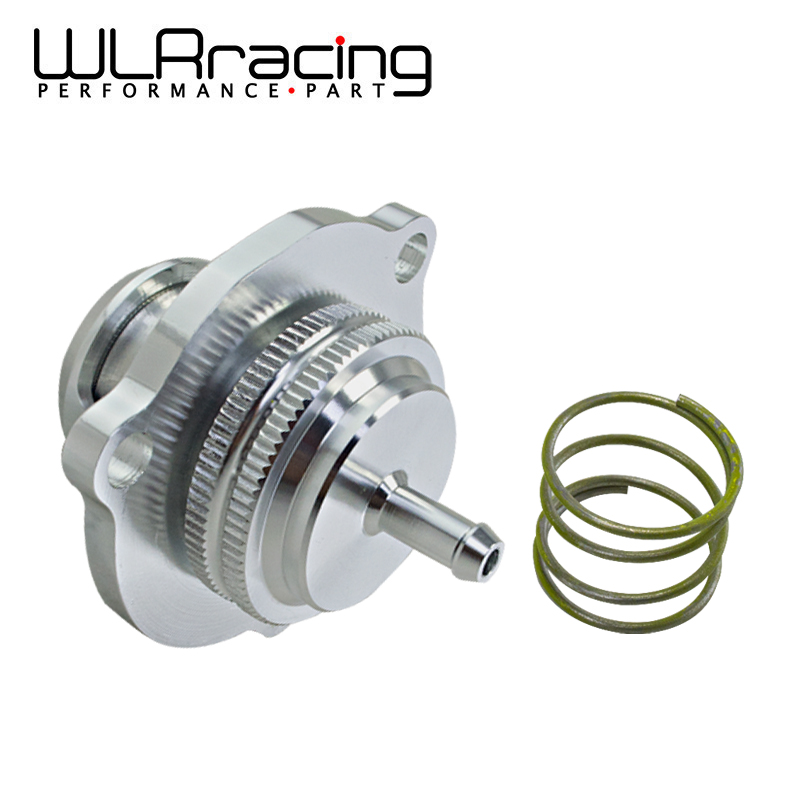 WLR RACING - New Type Silver BLOW OFF DUMP VALVE for VAUXHALL OPEL ASTRA CORSA 1.4 TURBO Bov adapter WLR5794SL