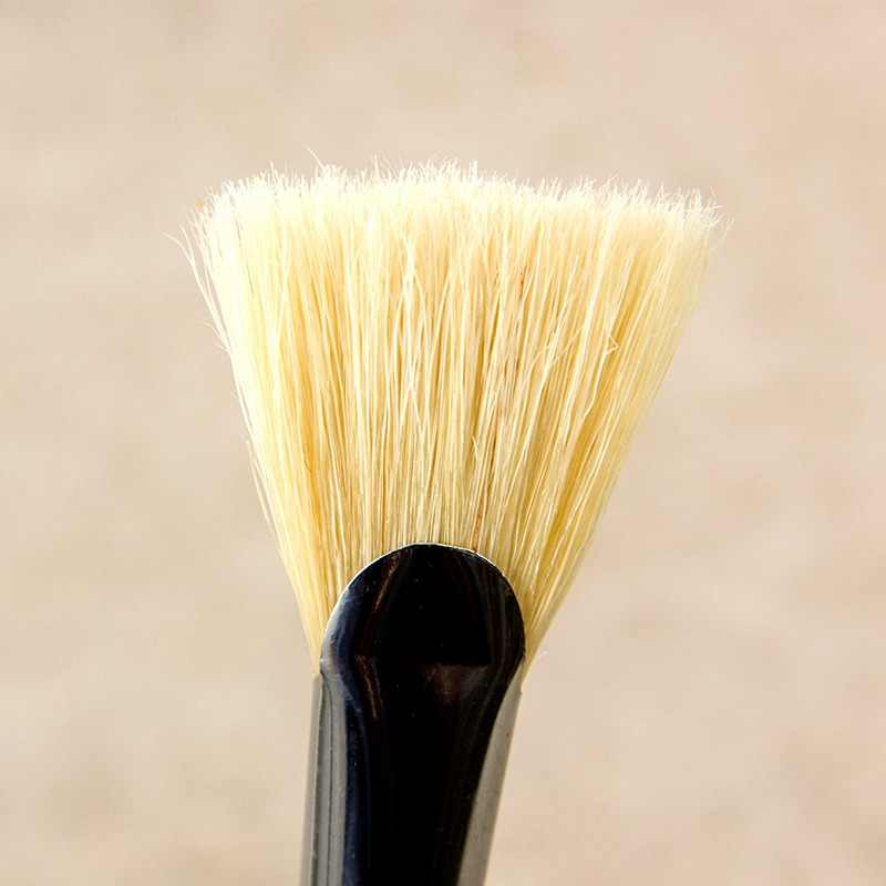 Pincel de pintura de cerdas de diferentes tamaños para pincel de pintura de pared de pintura de acrílico de acuarela
