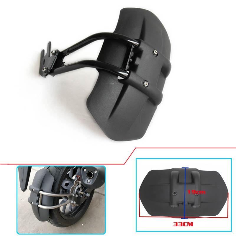 For Honda NC700 NC750X Rear fenderCNC Aluminum Motorcycle Accessories rear fender bracket motorbike mudguard