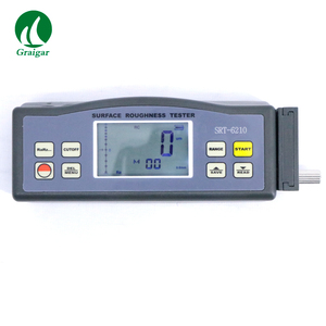 SRT-6210 Digital Profilometer Portable Surface Roughness Tester Using the built-in Diamond pin probe