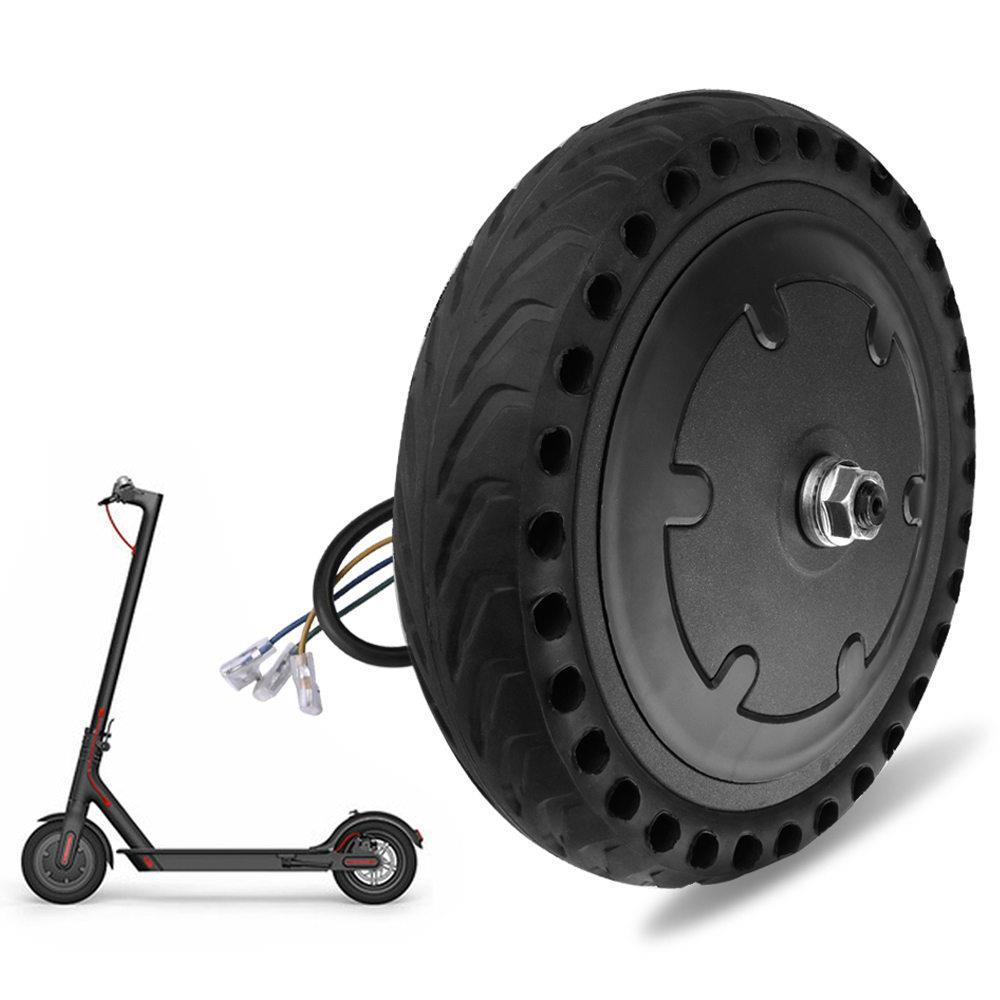 Ensemble de pneus de roue anti-déflagrant/moteur pour Scooters électriques Xiaomi Mijia M365