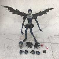 Death Note L Ryuuku Ryuk Death Note Action Figure Figma Ryuuku Anime Figures Toys 20 CM PVC Model Toy Doll with Box Kids Gift