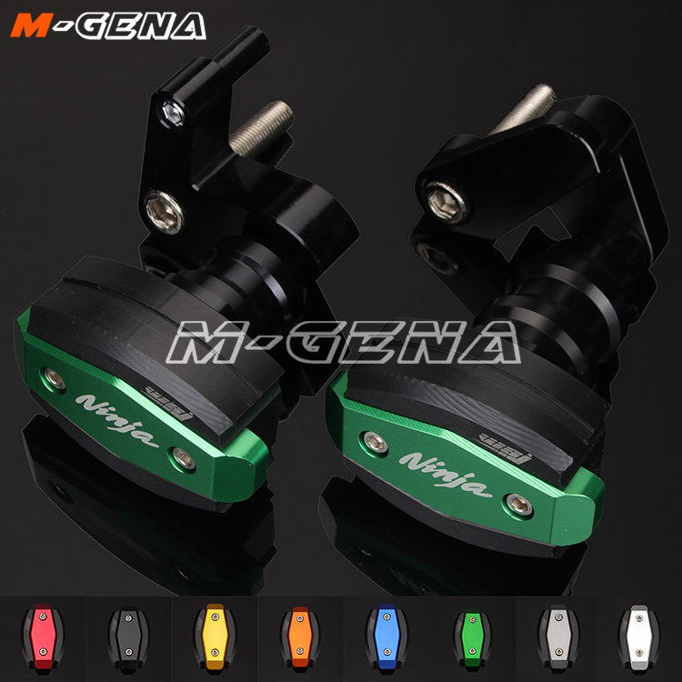 Motorcycle CNC Crash Pad Frame Slider Protection Guard For ZX10R ZX-10R 08 09 10 2008 2009 2010Motorcycle CNC Crash Pad Frame Slider Protection Guard For ZX10R ZX-10R 08 09 10 2008 2009 2010
