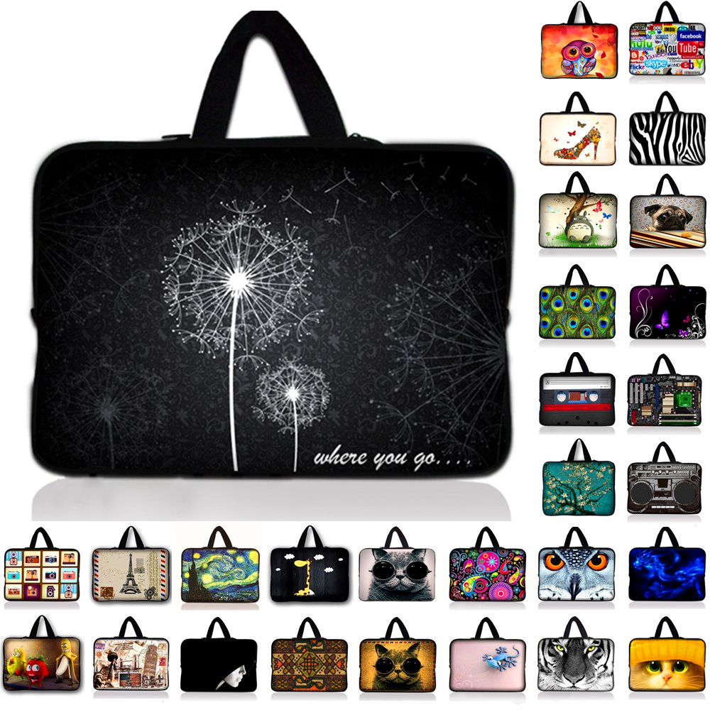 Fashion Laptop Bag Tablet Sleeve 10 10.1 10.2 11.6 13 13.3 13.4 15 15.4 15.5 15.6 inch Netbook Sleeve Cases For Boy Girl's #E