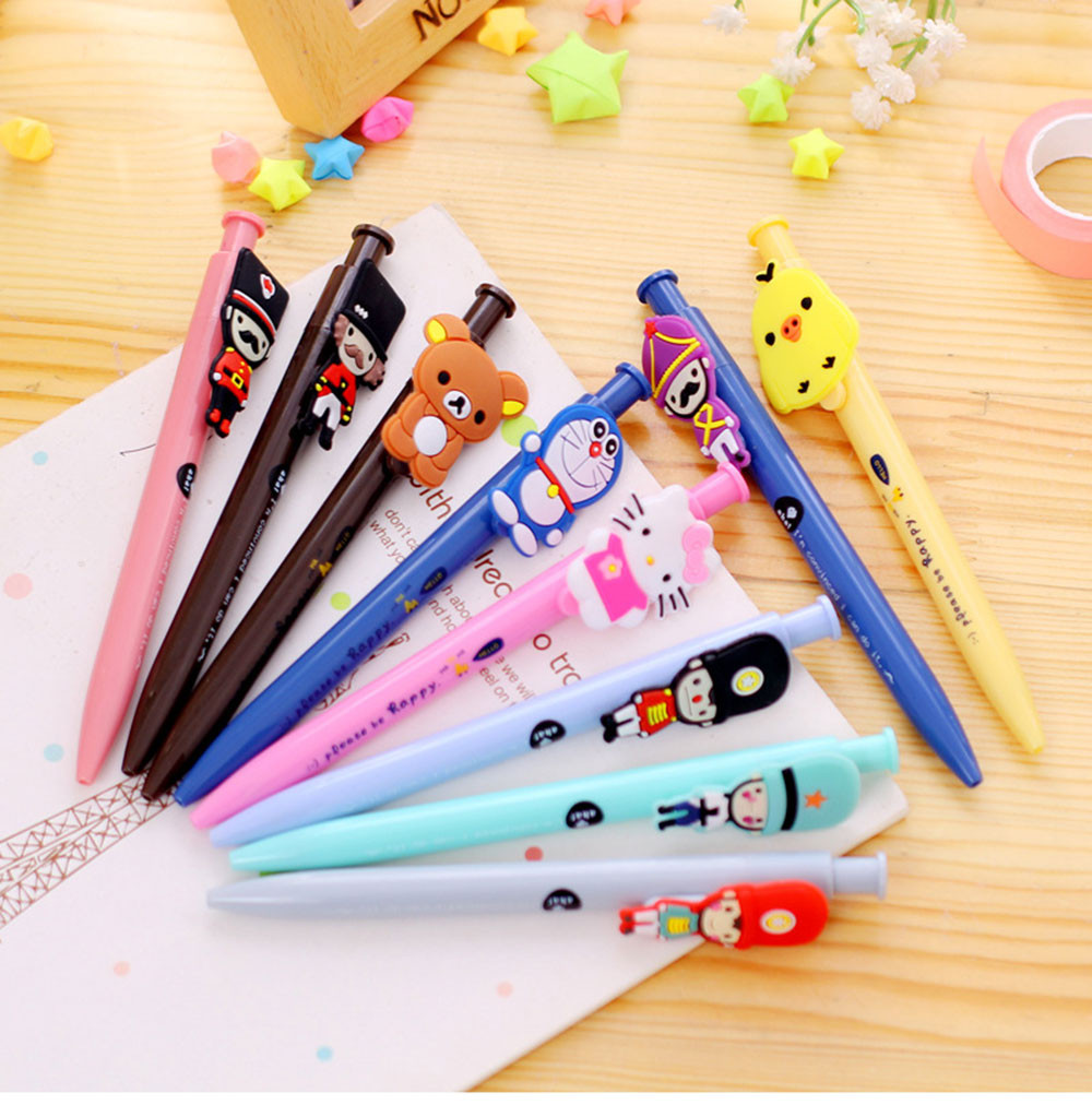 Cute British Solrs Ballpoint Pens