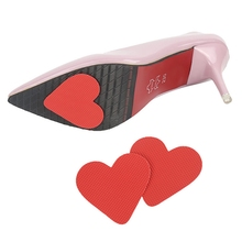 2pcs Shoe Pads Sole Protector Non Slip Women High Heels Cushion Forefoot Sticker