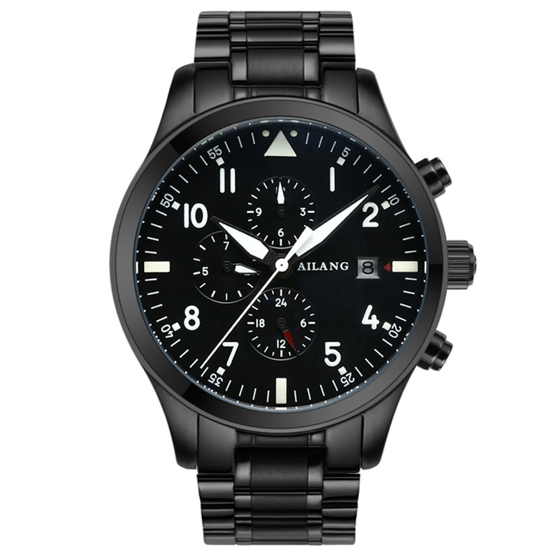 New Mens Automatic Mechanical font b Watch b font Men Fashion Casual Business font b Watches