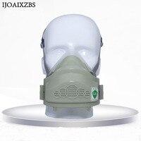 Пылезащитная маска респираторы анти-пылезащитный волоконно-шлифовальный фильтр Защита безопасные инструменты 1 пара перчаток 2 шт. фильтр ...