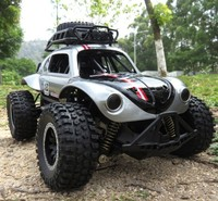 Remote Control RC Cars Toys 1/14 2.4GHz 25km/H Independent Suspension Spring Off Road Vehicle RC Crawler Car Kids Gifts