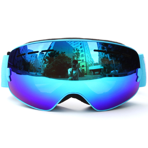 Image 3 - Children Ski Goggles UV400 Anti fog Double Layers Skiing Mask Glasses Snowboard Skating Windproof Sunglasses Skiing Goggles