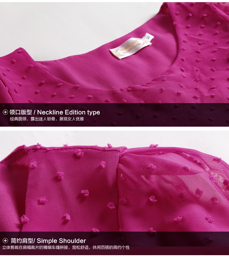 HTB11EwrLVXXXXbAXFXXq6xXFXXXs - women blusas lace half sleeve chiffon blouses shirts women