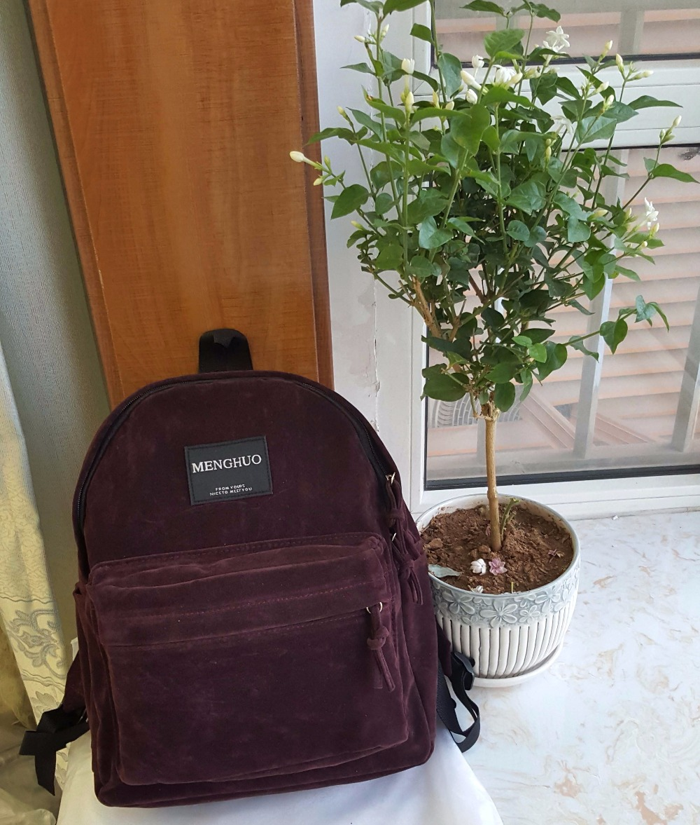 backpack suede bag (6)