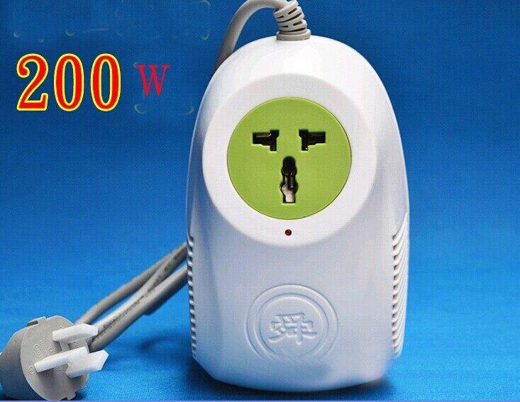 2016 NEW  200W AC 220V to 110V   Step Down Voltage  LED Transformer Convert Travel Power Plug Adapter 200watt single phase ac 220v to 110v step down travel voltage transformer volt converter adapter