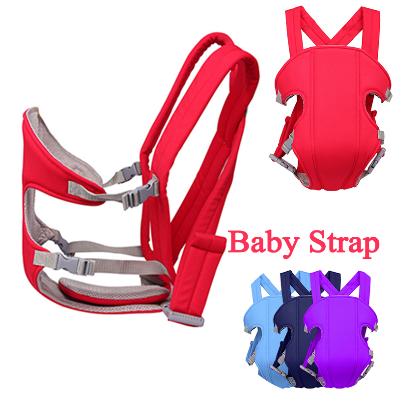 2-30 Months Breathable Front Facing Baby Carrier