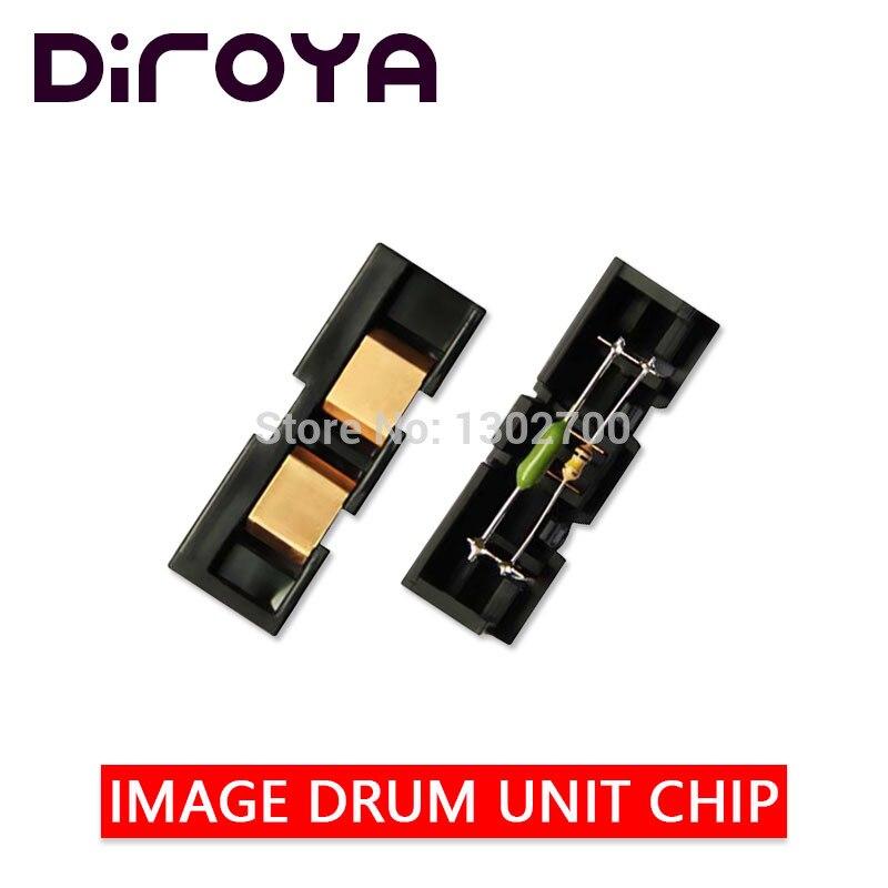CLT R407 CLT-407 Drum Unit Chip For Samsung CLP-320 CLP 320N 321n CLP-325 325W 3185fw Clx-3185 3185FN OPC Image Cartridge Reset