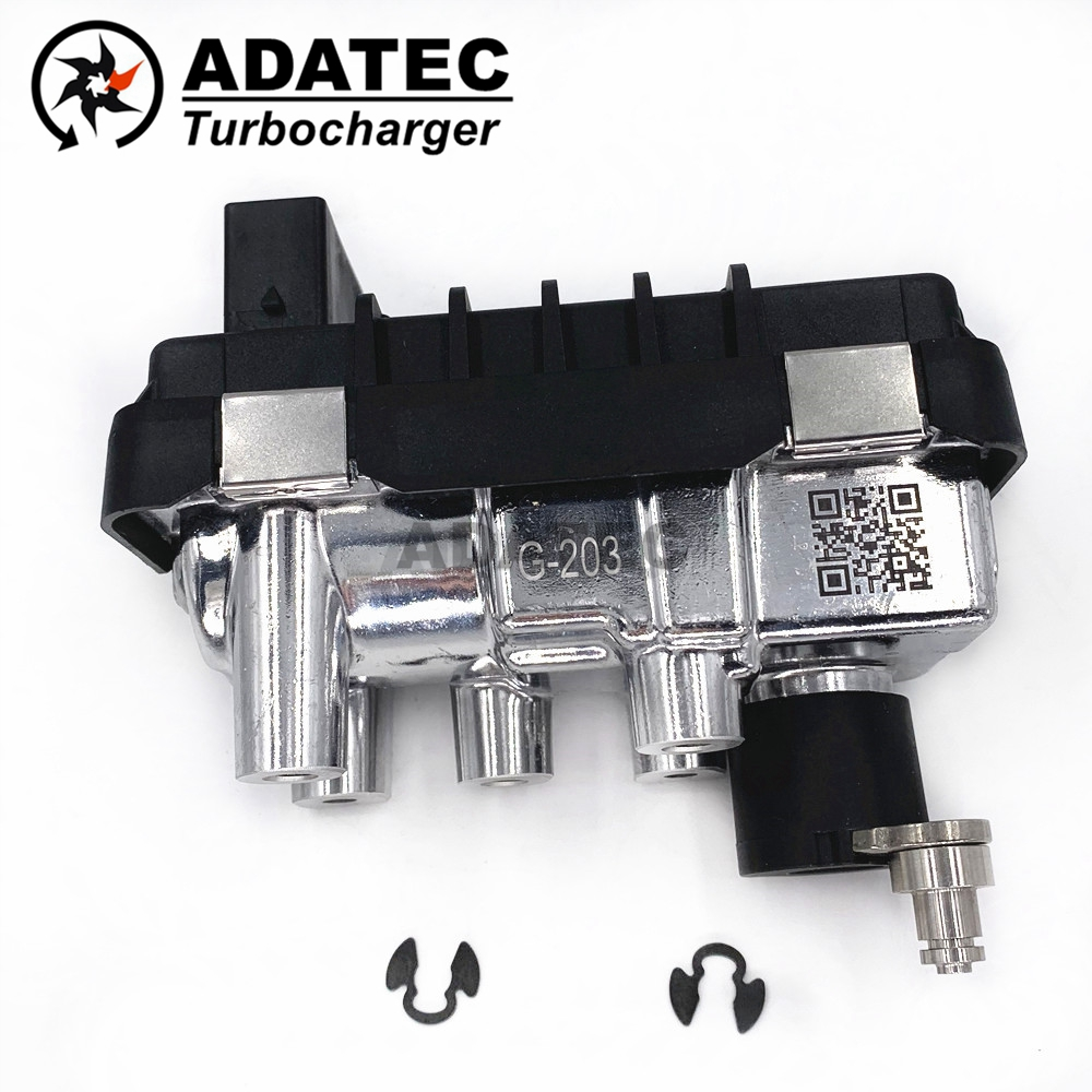 Electronic Actuator G-203 G203 712120 6NW 008 412 turbo charger wastegate 762463 for Chevrolet Captiva 2.0 D 110 Kw 150 HP Z20S Nibbler