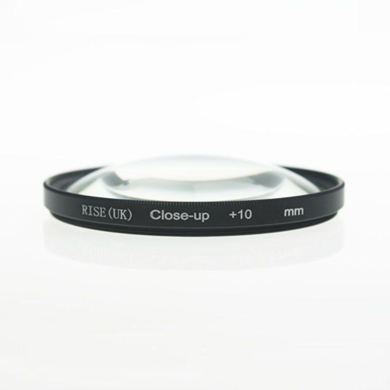 RISE (영국) 55mm 근접 촬영 + 10 필터 CPL FLD UV 킷 (Nikon - 카메라 및 사진 - 사진 4