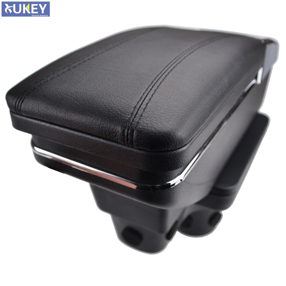 For Hyundai Solaris 2 / Accent / Verna 2017 2018 Center Centre Console Storage Box Armrest Arm Rest Rotatable-in Armrests from Automobiles & Motorcycles