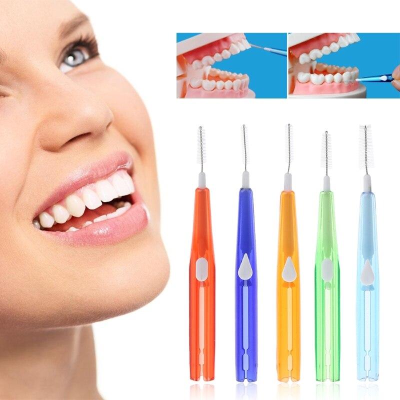 Eficiente Remover Mancha Dente Limpeza Dos Dentes