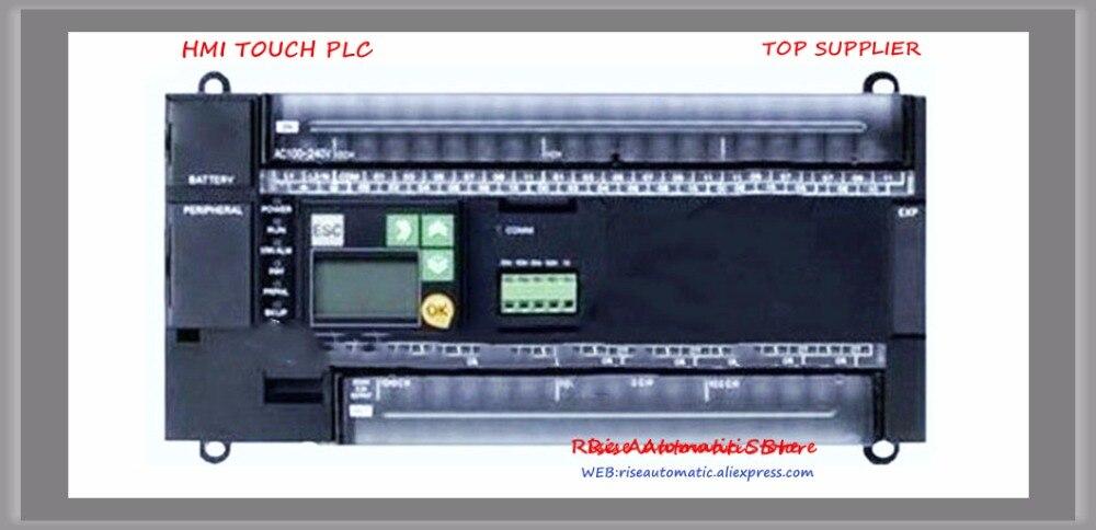 CP1L-M60DT1-D PLC CPU 24DC input 36 point transistor output 24 point New Original new original cp1l l20dt d plc cpu 24dc input 12 point transistor output 8 point