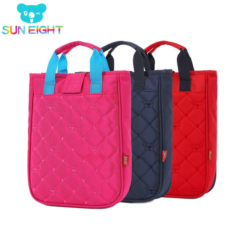 SUN EIGHT Big Capacity Study Pack Kid Bags Fashion Handbag School Bag Kid Book Bags Chil ...