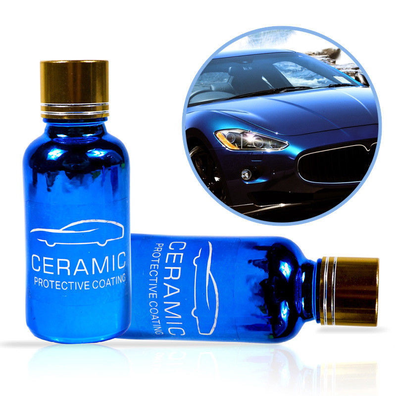 Image 4 - Anti scratch Car Polish Car Liquid Ceramic Coat Auto Detailing Glasscoat Motorcycle Paint Care Super Hydrophobic Glass Coating-in Polishes from Automobiles & Motorcycles