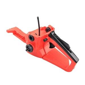 Image 2 - Achter Handvat Gas Brandstoftank Behuizing Vergadering Chainsaw Onderdelen En Accessoires