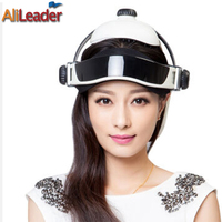 Popular Head Massager Pressure Relieve Body Health Products Magnetic Therapy Machine Massager Helmet Fitness Brain Relaxing