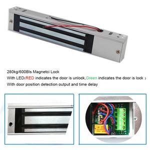 Image 2 - Serrure magnétique EM de porte avec capteur de porte