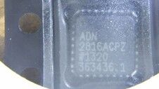 100% new original ADN2816ACPZ ADN2816ACP QFN Free Shipping Ensure that the new