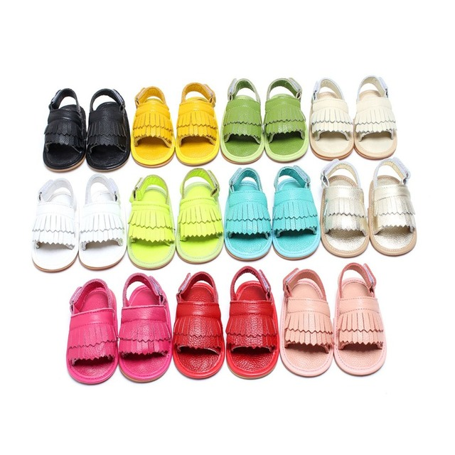 81938c1ab646 Sweet Fashion Newborn Baby Moccasins Soft Moccs Shoes Genuine Leather Girls  Boys First Walkers Shoes Infant