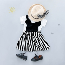 Twin baby boy girl summer outfits