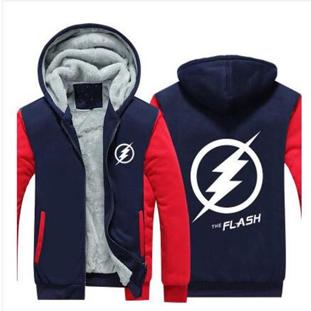 Exlusive The Flash Jacket