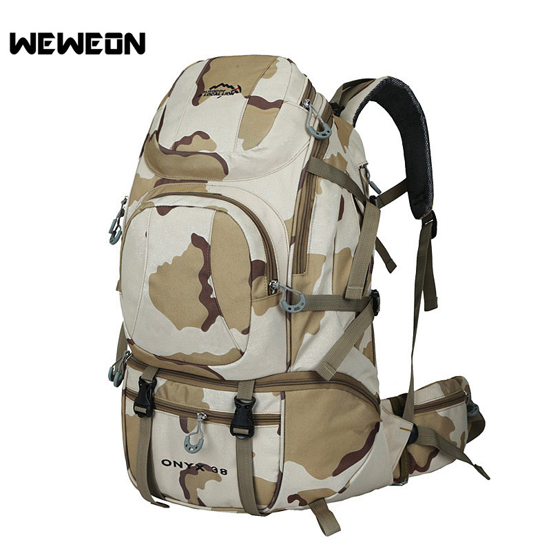38L Sports Bag Waterproof Hiking Backpacks Outdoor Climbing Bag Camping Travel Backpack Camouflage Man's Backpack Rucksack Women kimlee 25l multifunctional sports backpack outdoor camping backpack bag climbing fishing travelling backpack free shipping